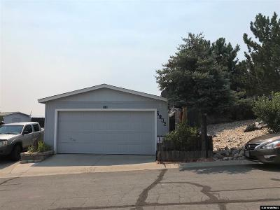 Reno Manufactured Home Active/Pending-Loan: 2146 Barberry Way