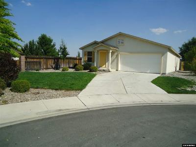 Sparks Single Family Home Active/Pending-Loan: 1199 Hushfield Ct.