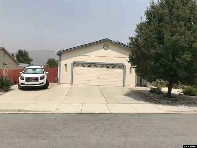 Reno Single Family Home For Sale: 17891 Brushland Drive