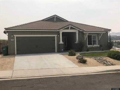 Sparks Single Family Home Active/Pending-Loan: 727 Tempiute Ct