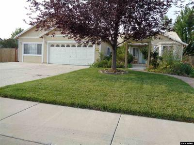 Gardnerville Single Family Home Active/Pending-Call: 1455 James Road