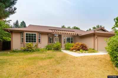 Reno Single Family Home For Sale: 740 Putnam Drive