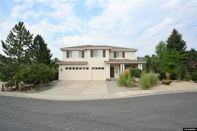 Reno Single Family Home For Sale: 455 Bend Ct