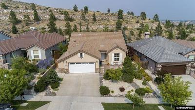 Reno Single Family Home For Sale: 1860 Evergreen Ridge Way