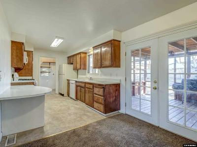 Carson City Single Family Home For Sale: 3425 Woodside Dr