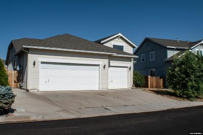 Reno Single Family Home For Sale: 9155 Rising Moon Drive