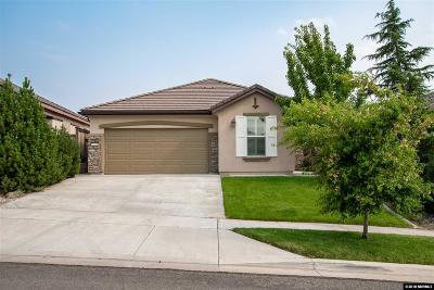 Reno Single Family Home For Sale: 1430 Orchard Park Trail