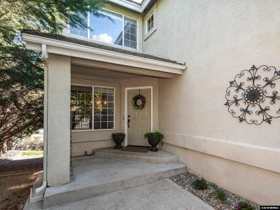 Reno Single Family Home For Sale: 4890 Sky Mountain Circle