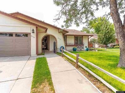 Reno Single Family Home For Sale: 4735 Spring Dr