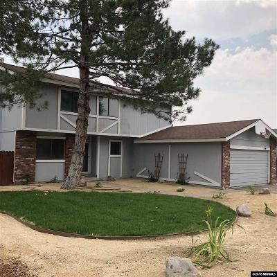 Reno Single Family Home Price Reduced: 2800 Severn Drive