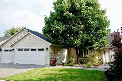 Gardnerville Single Family Home Active/Pending-Call: 1367 Brooke Way