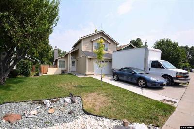 Reno Single Family Home For Sale: 2766 Randolph Dr