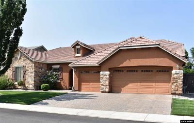 Sparks Single Family Home For Sale: 1318 Lambrusca