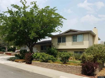 Reno Single Family Home Active/Pending-Call: 3530 Yosemite Pl