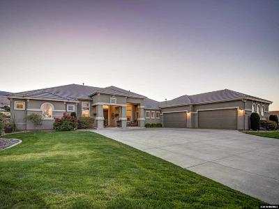 Single Family Home For Sale: 7015 Peacepipe Ct.