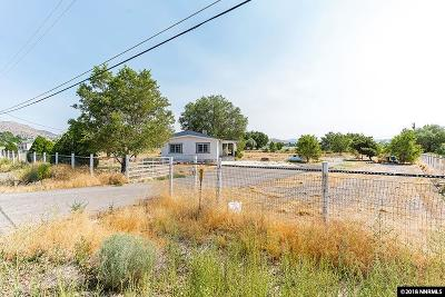 Reno Manufactured Home Active/Pending-Loan: 11960 Jean Way