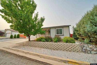 Reno Single Family Home For Sale: 17872 Bear River