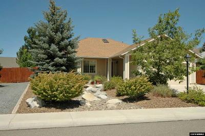 Minden NV Single Family Home Active/Pending-House: $399,000