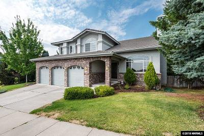 Reno Single Family Home For Sale: 3622 Hemlock Way