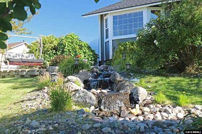 Reno Single Family Home Active/Pending-Loan: 697 Tarn Way