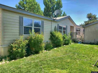 Reno Manufactured Home Active/Pending-Loan: 485 W Patrician Drive