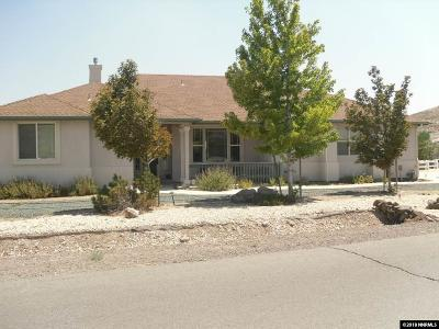 Fernley NV Single Family Home Active/Pending-House: $350,000