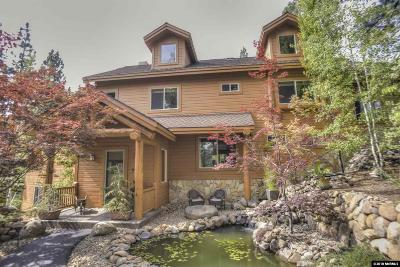 Washoe County Single Family Home For Sale: 74 Bennington