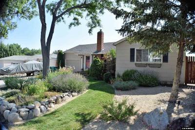 Reno Single Family Home Active/Pending-Loan: 1040 Munley Dr