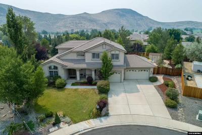 Reno Single Family Home For Sale: 81 Foxtail Ct.