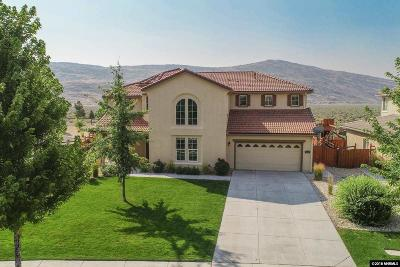 Sparks Single Family Home For Sale: 4321 Black Hills Dr.