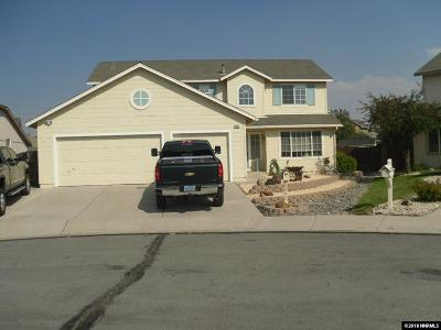 Single Family Home Active/Pending-Loan: 4990 Lorenzo Ct.