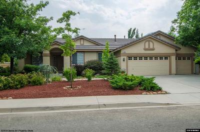 Reno Single Family Home For Sale: 5978 Hidden Highlands Dr.