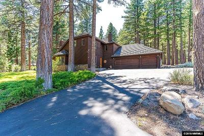 Reno Single Family Home For Sale: 1350 Joy Lake