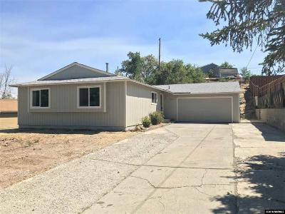 Reno Single Family Home For Sale: 7550 Yorkshire Drive
