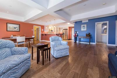 Washoe County Condo/Townhouse For Sale: 200 W 2nd St. Unit 1202 #1202