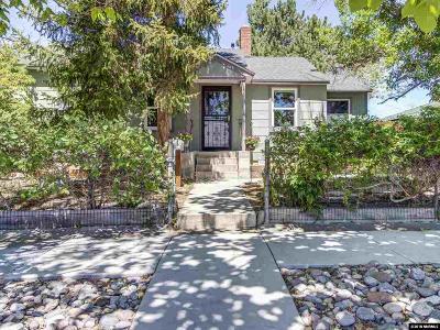 Reno Single Family Home Active/Pending-Loan: 661 Thoma Street