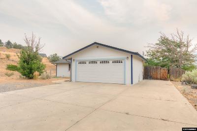 Carson City Single Family Home Active/Pending-Call: 295 Flicker Circle