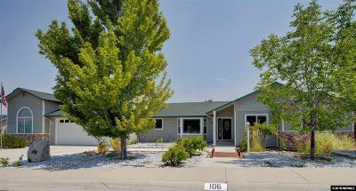 Dayton Single Family Home For Sale: 106 Hillcrest Circle
