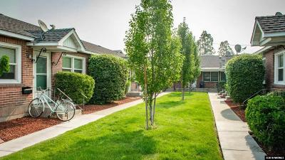 Reno Multi Family Home Active/Pending-Call: 550 S Wells Ave #12
