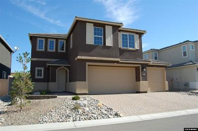 Reno Single Family Home For Sale: 2825 Bonfire