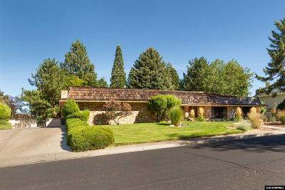 Reno Single Family Home Active/Pending-House: 2080 Dant