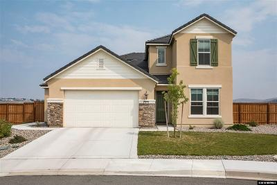 Sparks Single Family Home For Sale: 3475 Barolo Court