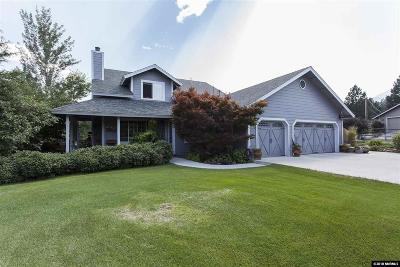 Reno, Sparks, Carson City, Gardnerville Single Family Home For Sale: 4790 Ranch Land