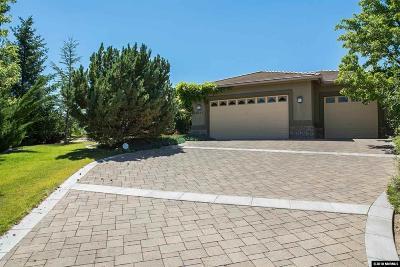 Reno Single Family Home Active/Pending-Loan: 14265 Bandolier Court