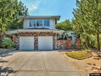 Reno Single Family Home For Sale: 3608 Grand Teton