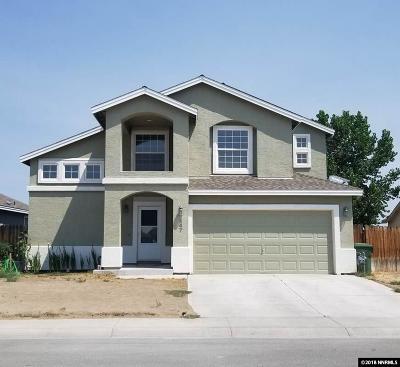 Fallon Single Family Home Active/Pending-House: 247 Brent St