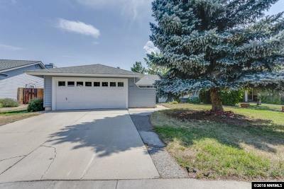 Reno Single Family Home For Sale: 6370 Fairhaven