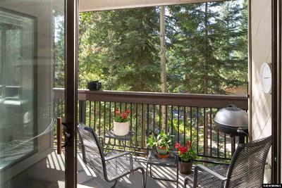 Incline Village Condo/Townhouse For Sale: 333 Ski Way #274