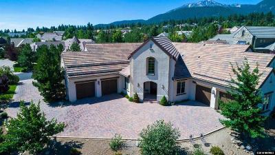 Reno Single Family Home For Sale: 6005 Gauguin