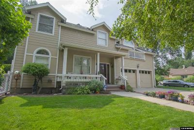 Carson City Single Family Home For Sale: 650 N Minnesota St.